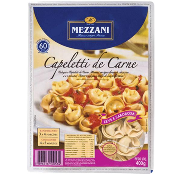Capeletti Carne