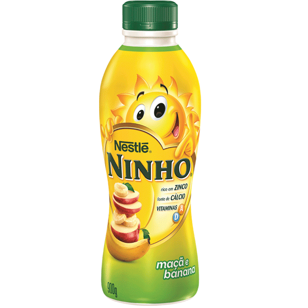 Ninho Maçã Banana
